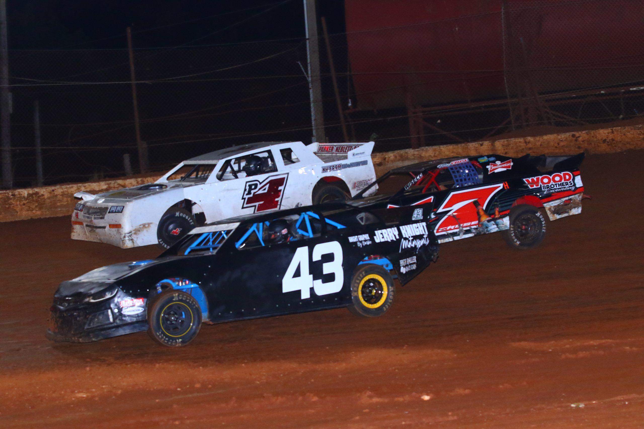 Clarksville Speedway Street Stock Speed Week