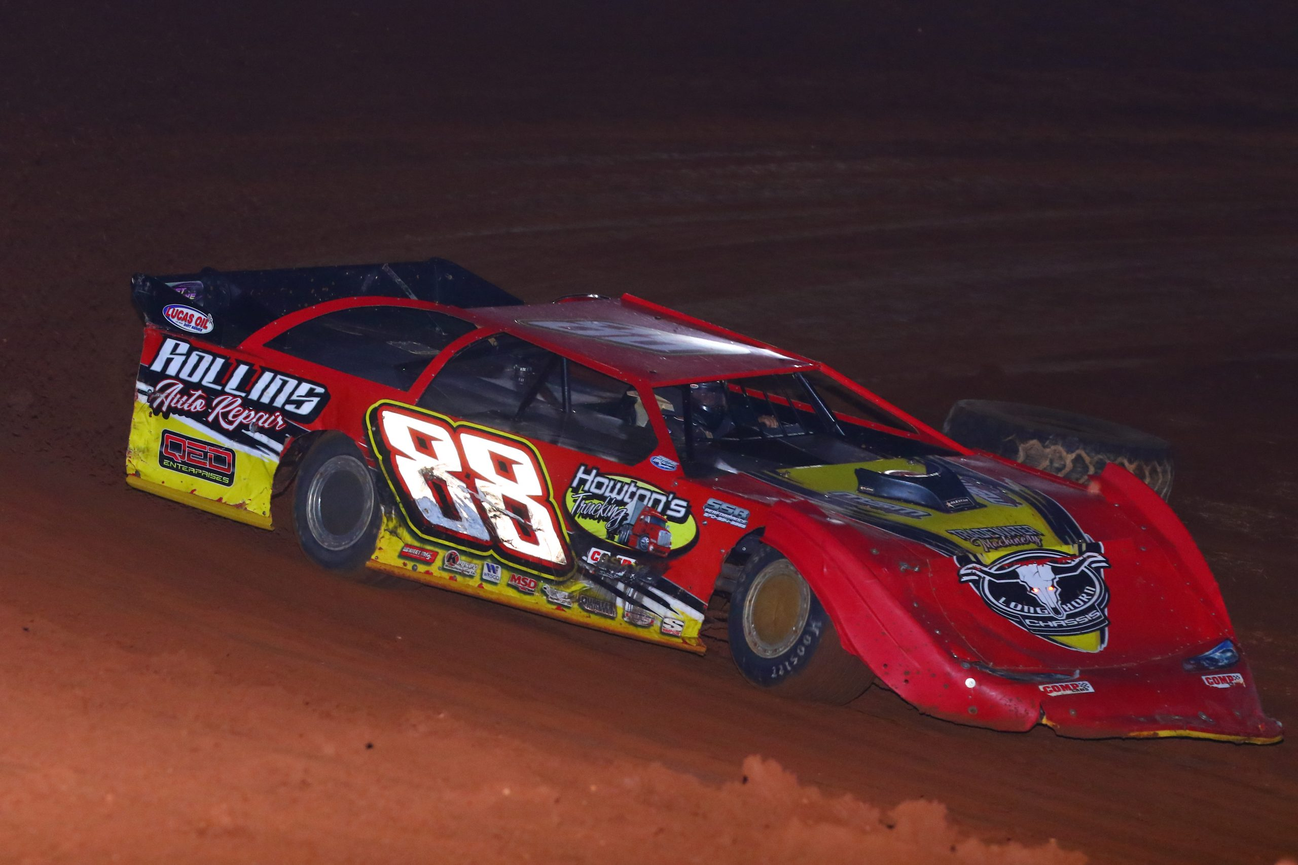 Super Late Model $1500 to Win Camden Speedway