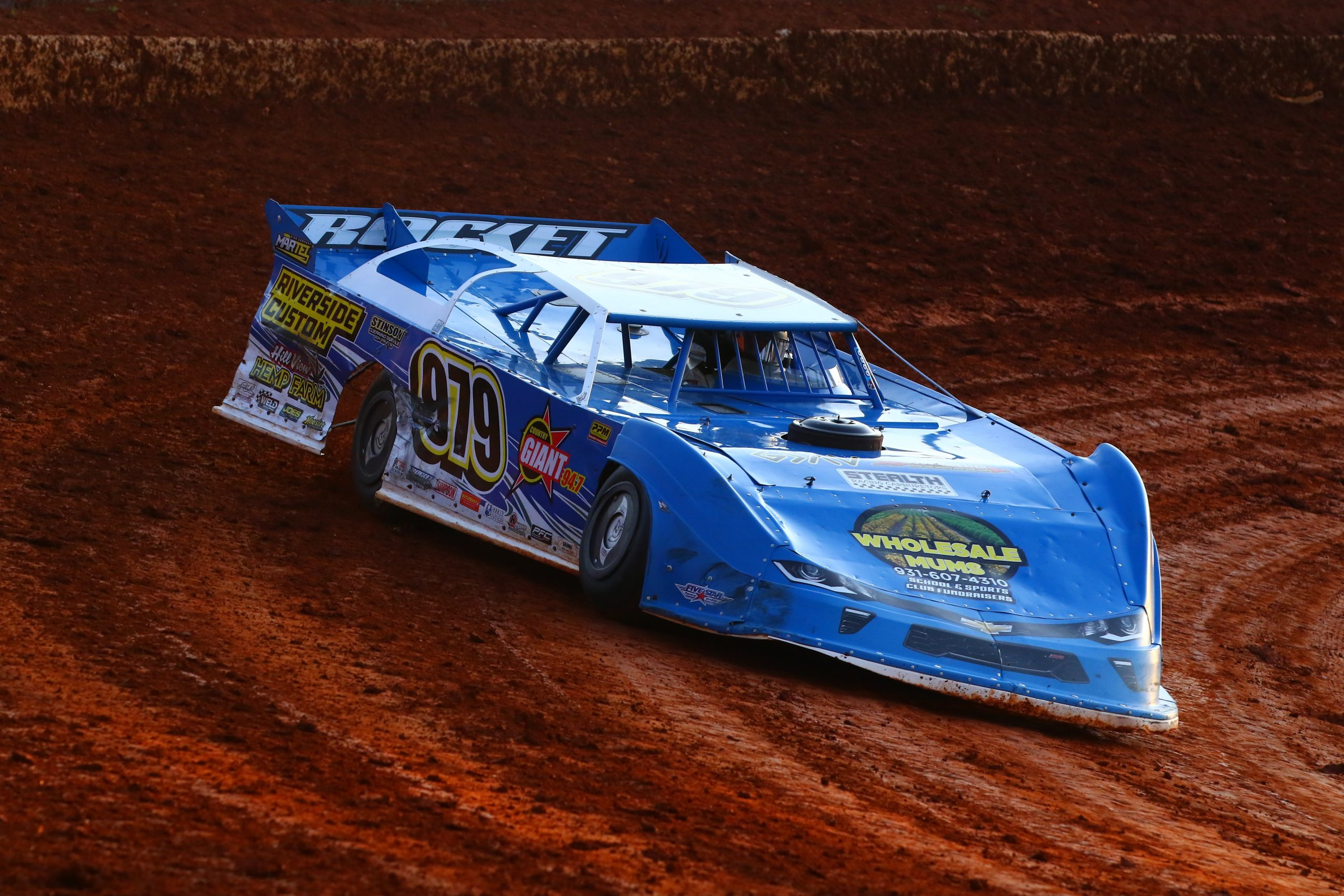 Super Late Model $10,000 to Win Summer Nationals